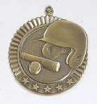 Baseball Five Star Series Medal